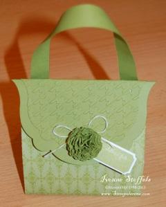 Handtasche aus DSP
