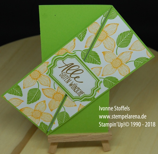 Diagonal-Gate-Fold Card 1