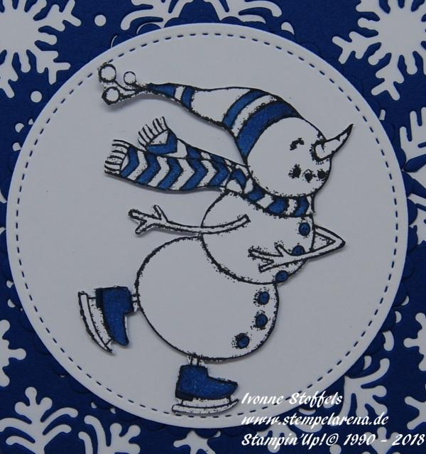 Spirited Snowmen 2